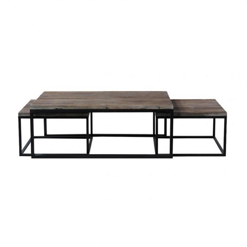 3 PIECE COFFEE TABLE